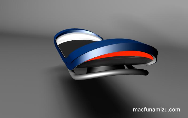 Hoverboard Concept Sketches