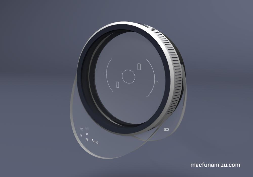 Future Camera Concept Sketches