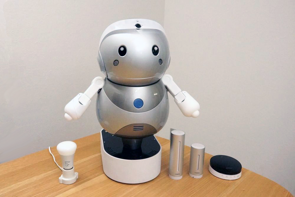 PAKKUN – Smart Robot for Guest Houses